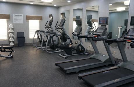 Holiday Inn Medical Gym