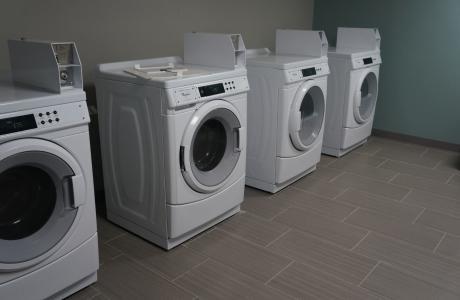 Holiday Inn Medical Laundry