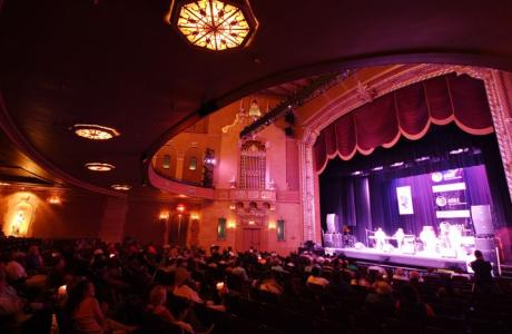 Jefferson Theatre Interior