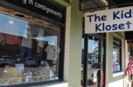 The Kids Kloset Exterior