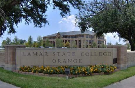 lamar state college orange