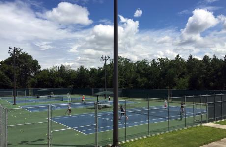 Beaumont Athletic Complex - Tennis