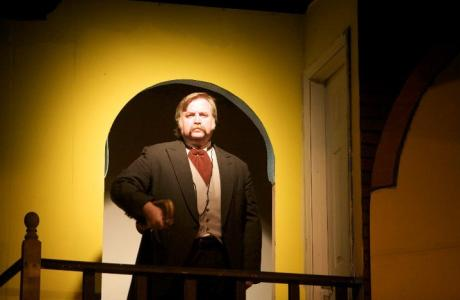 Port Arthur Little Theatre - Arsenic & Old Lace