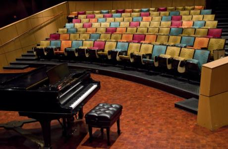 Rothwell Recital Hall - Lamar University