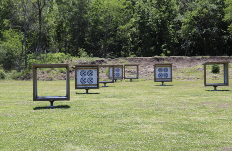 Tyrrell Park Archery