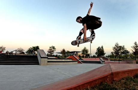 Beaumont Skate Park