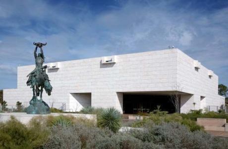 Stark Museum of Art Exterior