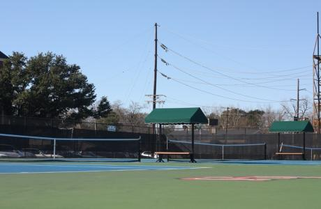 Thomas Family Tennis Center