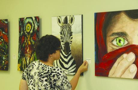 Texas Artists Museum