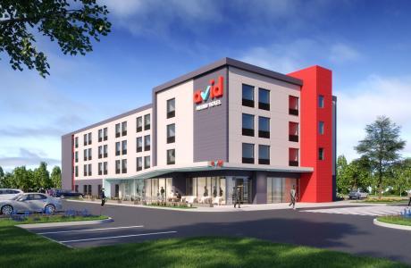 avid hotel Beaumont