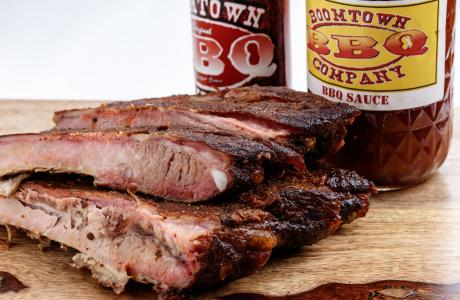 Boomtown BBQ smoked meat
