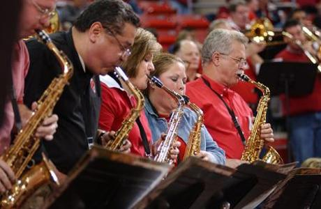 Lamar University Band