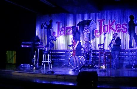 Jazz and Jokes Club