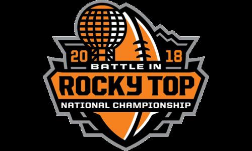 Battle in Rocky Top 2018