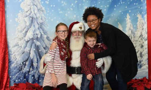 Breakfast with Santa at The Classic Center