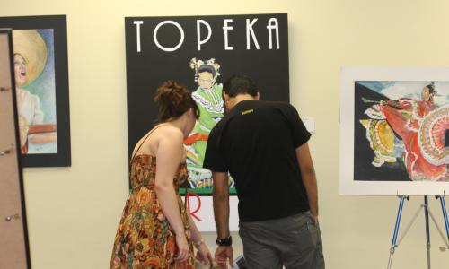 fiesta art show 2010