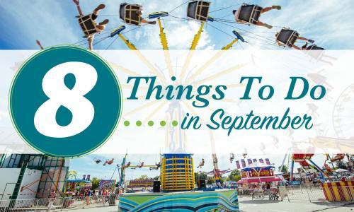 September Blog Banner