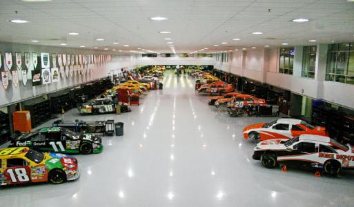 Joe Gibbs Racing Shop