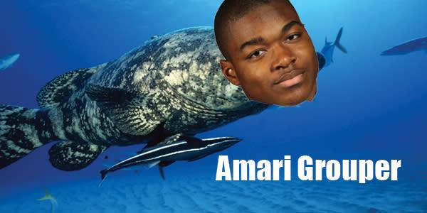 Amari Cooper April Fools