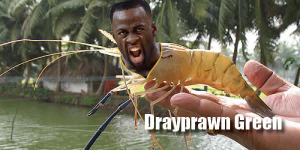 Draymond Green April Fools