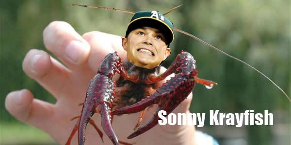 Sonny Krayfish