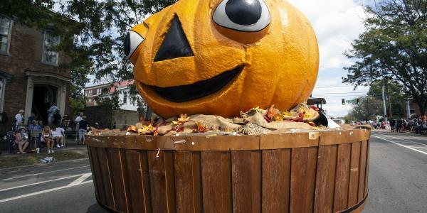 Harvest Homecoming - Pumpkin