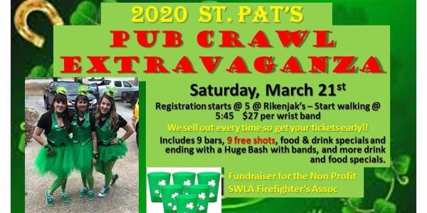 Pub Crawl Extravaganza