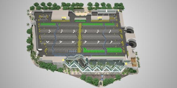 3D HCC Floor Plan - Level 2