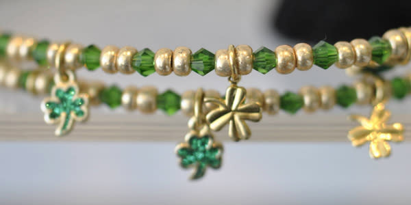 Pot of Gold Jewelry Making