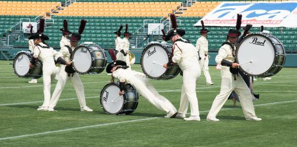 DCA Drum fun