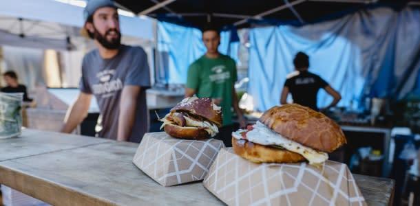 Boulder Farmers Market Sandwiches