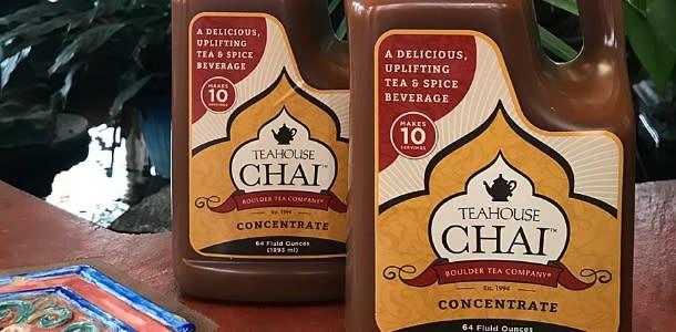 Teahouse Chai