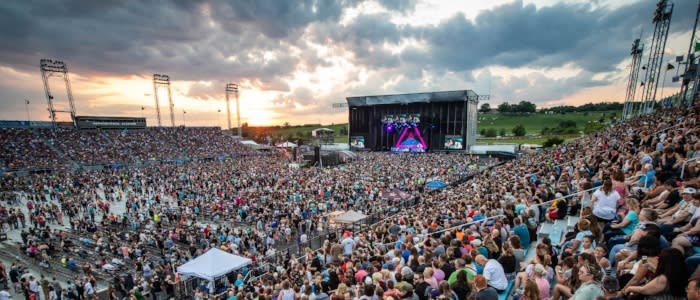 Concerts at Hersheypark Stadium