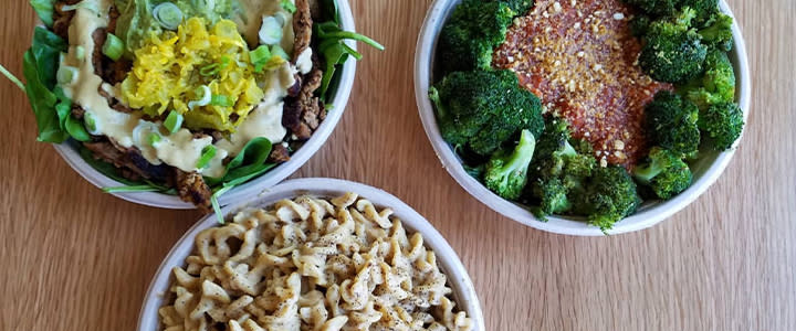 Comfort Food at The Loaded Bowl