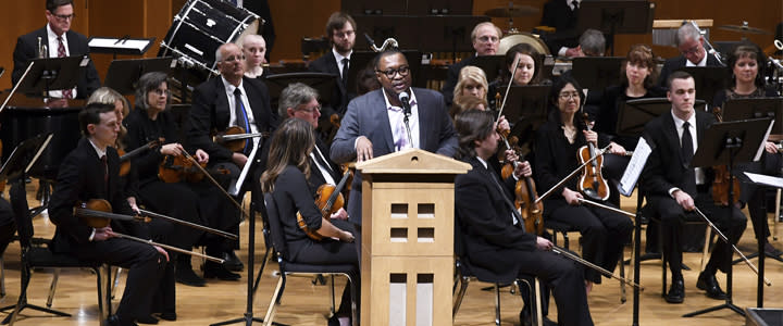 Martin Luther King Jr. Celebration with Norman Philharmonic