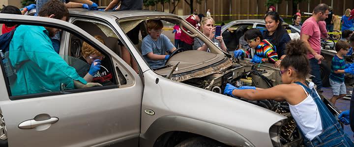 Tinkerfest - Science Museum Oklahoma