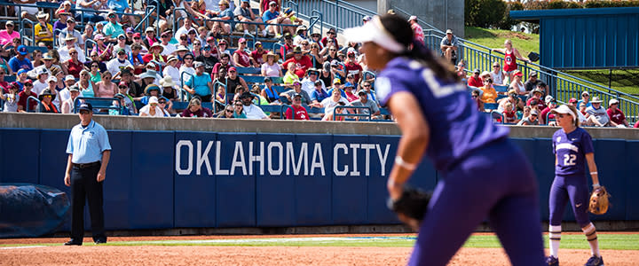 Womens College Softball at OKC