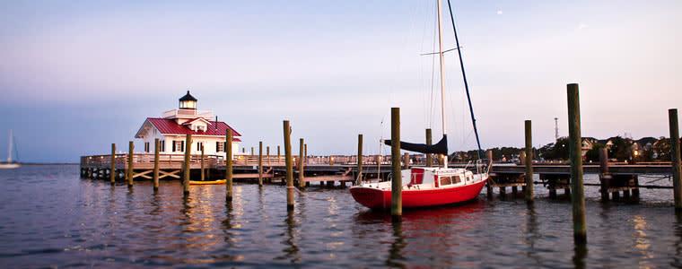 Roanoke Docks