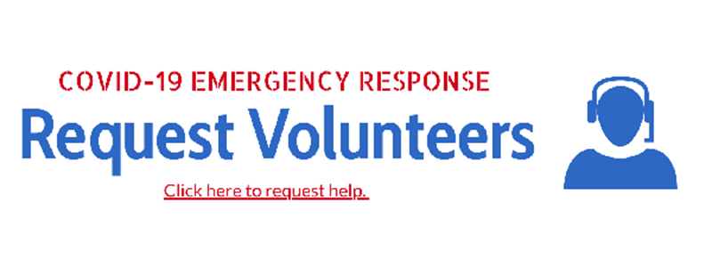 Request Volunteers