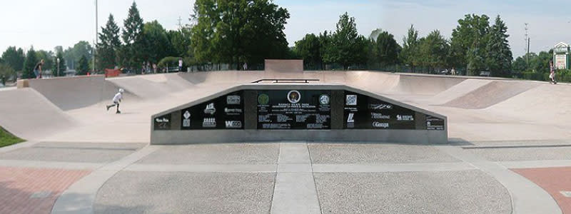 Ranney Skate Park