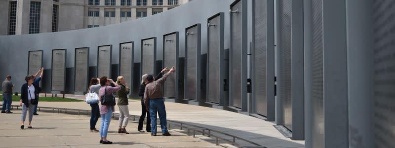 MI Vietnam Veterans Memorial