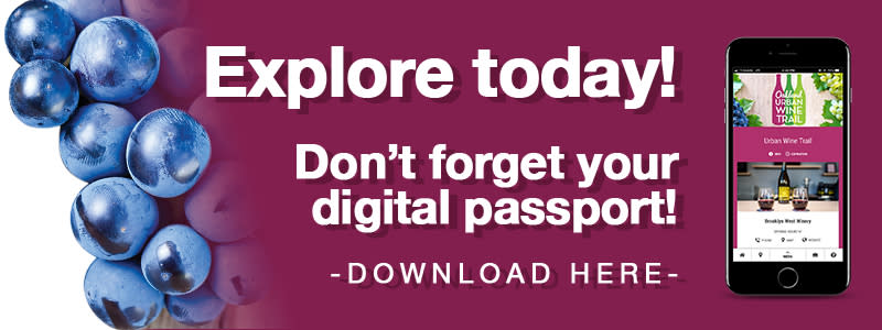 Urban Wine Trail Digital Passport Download