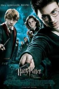 harry potter phoenix PAC movie poster