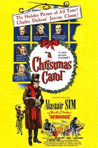 a christmas carol - PAC movie poster