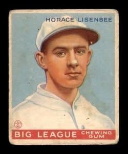 """Horace """"Hod"""" Lisenbee"""