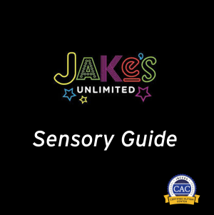 Jakes Unlimited Autism Sensory Guide