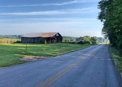 Rural roadways such as US Bike Route 23 are great for summer cycling adventures.