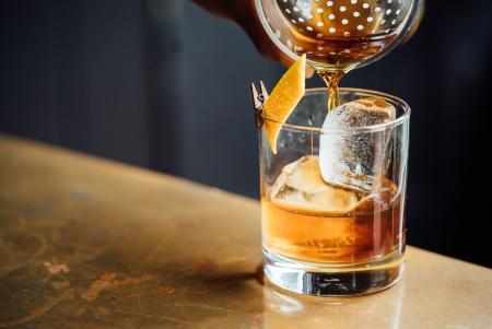 Stock cocktail photo