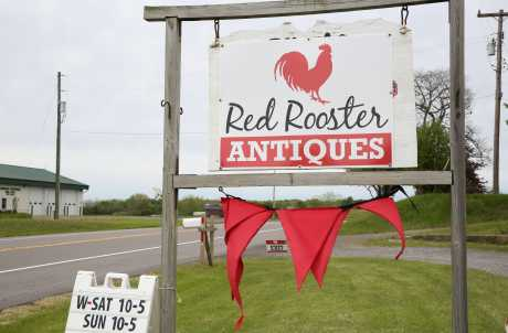 Red Rooster Antiques