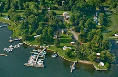 Anchor Resort Marina for TourCayuga Listing